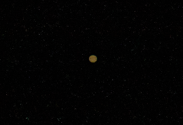 Jupiter, at opposition