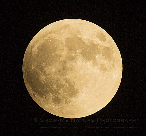Super Moon Lunar Eclipse