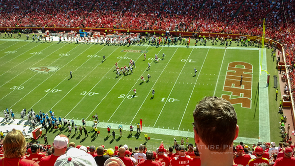 KC Chiefs drive to the endzone in overtime