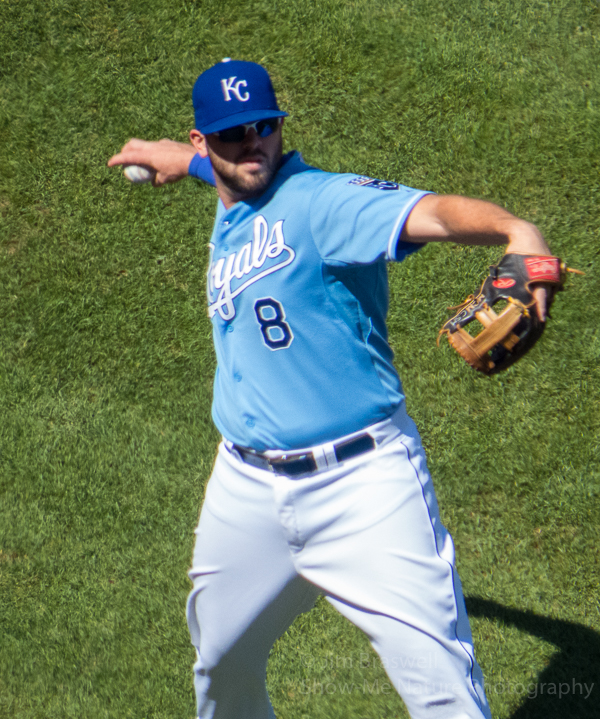 "Mike ""Moose"" Moustakas"