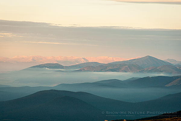 Mount Evans Landscape (Colorado)