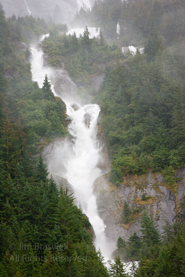 LeConte Waterfalls